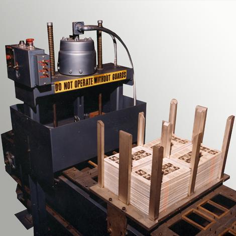 Automatic Blister Machine